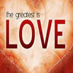 LOVE – Fruit of the Spirit