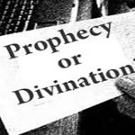 Difference Between Prophecy and Divination