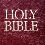 Why We Neglect Our Bible