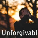 What is the Unforgivable Sin?